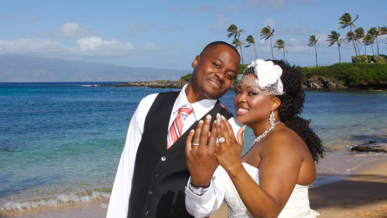 Weddings on Maui