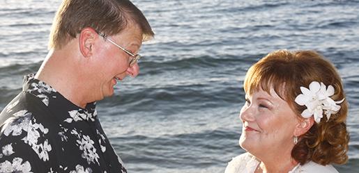 Peggy & Brian R.
