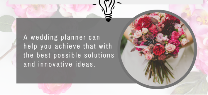 Why A Wedding Planner is A Right Choice?