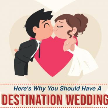 Here's Why You Should Have A Destination Wedding