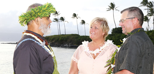 Clayton 25th Anniversary Vow renewal ceremony